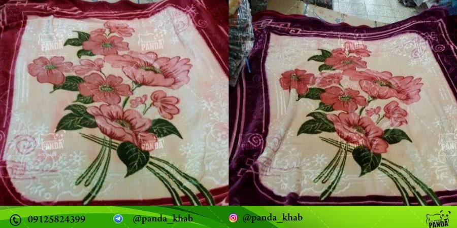 قیمت پتوی زنبق یک نفره