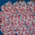 سفارش دوخت تشک لبه دار دونفره سنتی