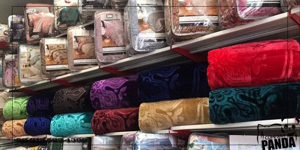پتو نرمینه یزد با محصولات صادراتی