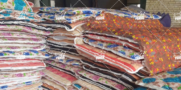 تشک مسافرتی ارزان برای صادرات به عراق