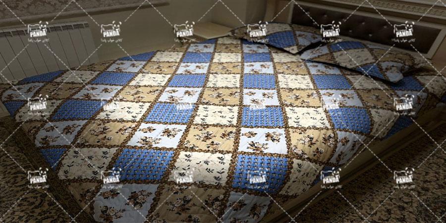 قیمت روتختی دونفره پنبه دوزی