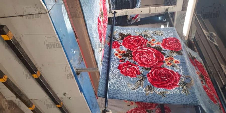 مرکز فروش پتو در بازار تهران