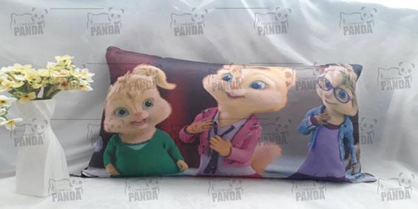 روبالشتی سه بعدی عروسکی
